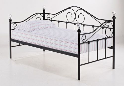 The Juliette Day Bed (Trundle Option & 2 Colours)